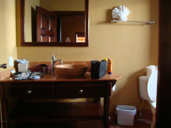 X'tan Ha Resort: Bathroom