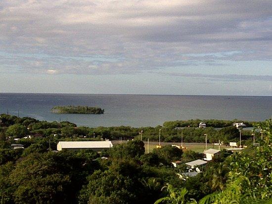 Turtle Bay Inn: Parguera Keys view