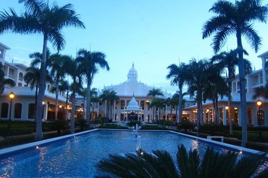 Hotel Riu Palace Punta Cana: Maravilloso Todo