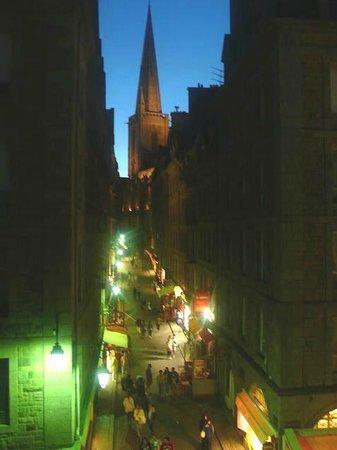 Saint-Vincent -- Saint-Malo : St-Vincent - Saint Malo: Francia: veglia sulla città