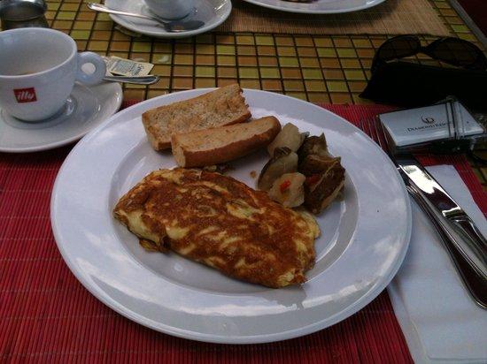 Bon Appetit: breakfast