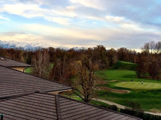 UNA Golf Hotel Cavaglia: Room View