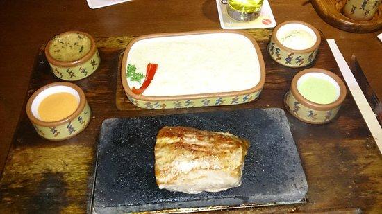 Zig Zag Restaurant: Filete de Alpaca !!! exquisito!!!