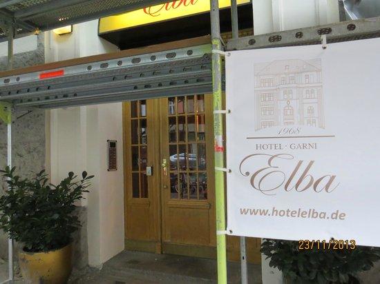 Elba am Kurfürstendamm: Ремонт здания отеля