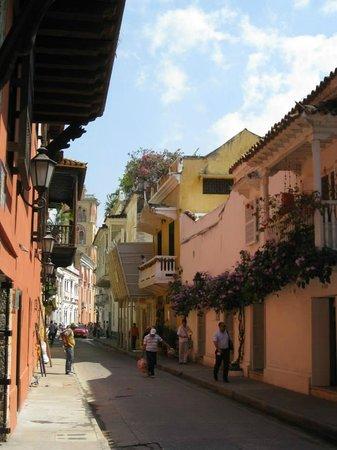 Cartagena Divers: Maison typique à Catagene