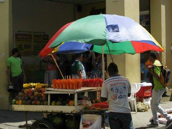 Cartagena Divers: promenade dans les rue de Cartagene
