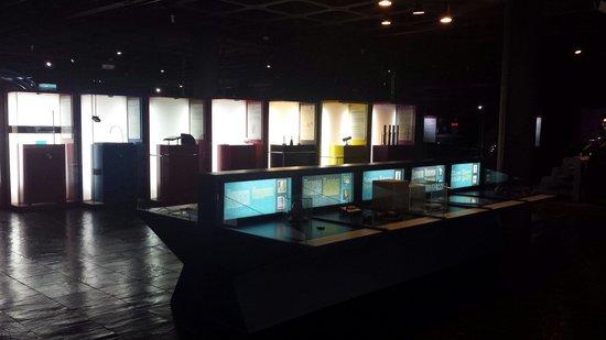 Museo Elder de la Ciencia y la Tecnología: Coola grejer att testa