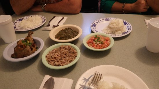Helena's Hawaiian Food: Menu D