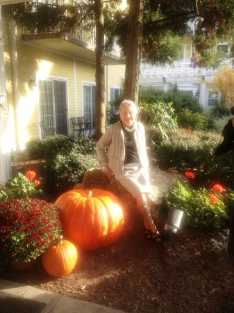 Saybrook Point Inn & Spa: Fall Visit to Old Saybrook inn