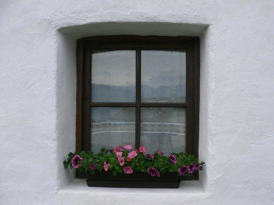 Lamm : una finestra tipica