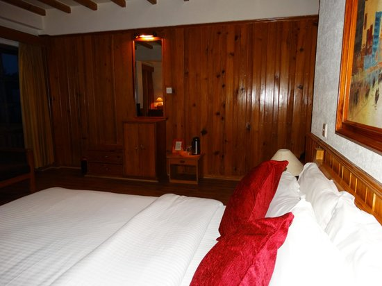 Hotel Country Villa : Room view 3