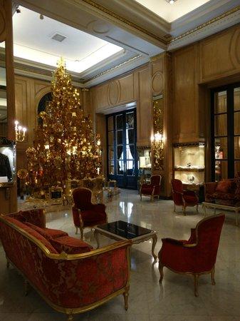 Alvear Palace Hotel: Lobby