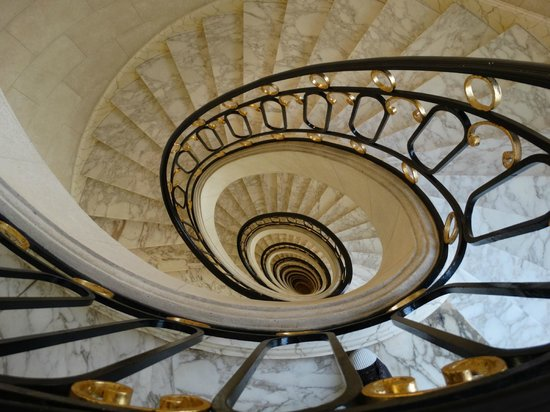 Alvear Palace Hotel: Stairs