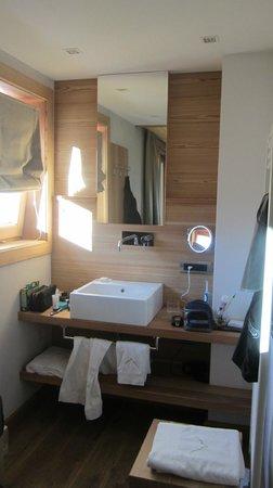 Hotel Larice : The room