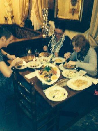 Restaurant Akropolis bei Demi