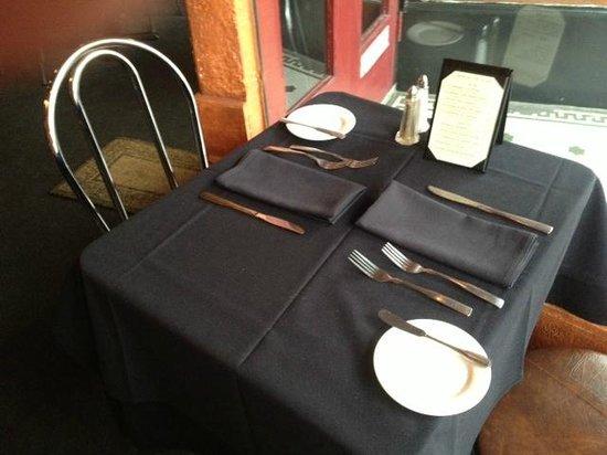 La Terrazza Restaurant: A Table for Two at La Terrazza