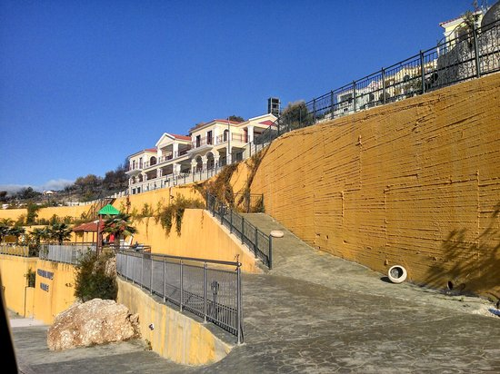 Kefalonia Bay Palace: the hotel