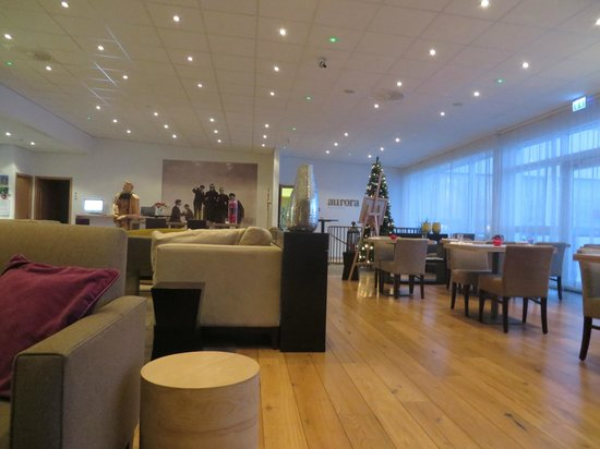 Icelandair Hotel Akureyri: Reception/lounge