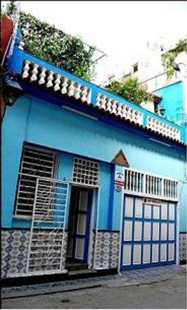Casa Jesus & Maria: fachada d la casa