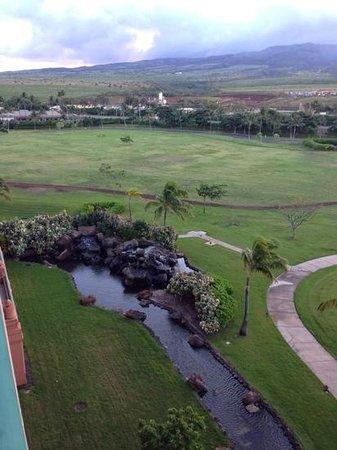 Honua Kai Resort & Spa: View from our verandah