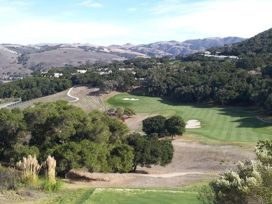 Carmel Valley Ranch Golf Course: Golf Course 1