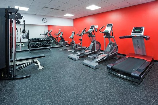 Radisson Hotel Milwaukee West : Radisson Milwaukee West Fitness