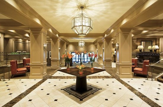 Sheraton Clayton Plaza Hotel St. Louis : Lobby