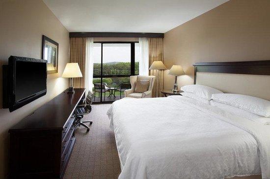 Sheraton Chapel Hill Hotel: Club King