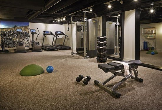 Hotel Zetta San Francisco: Fitness Center