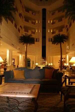 Saphir Palace & Spa: lobby hotelowe