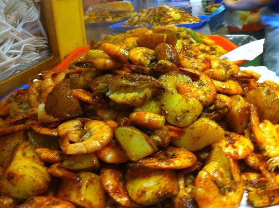 Excelentes platillos picture of san pedro fish market for Fresh fish market los angeles