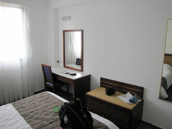Anemi Hotel Apartments : sypialnia