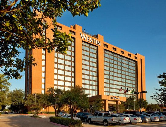 The Westin Dallas Fort Worth Airport: Exterior
