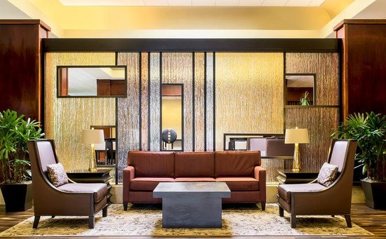 The Westin Dallas Fort Worth Airport: Lobby