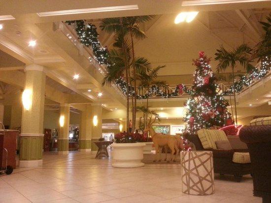 Magdalena Grand Beach & Golf Resort: Lobby