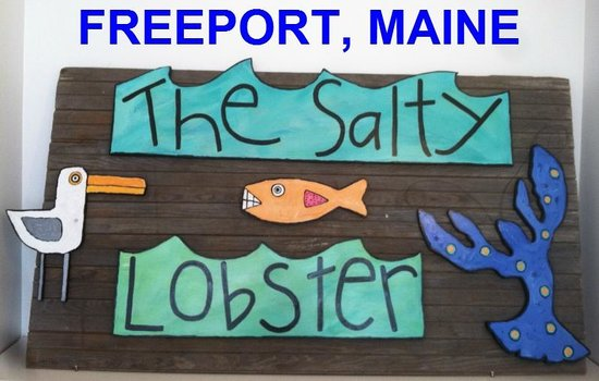 The Salty Lobster: Welcome!!