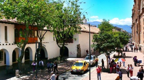 Casa de las Rosas: Cuenca