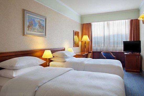 Panorama Zagreb Hotel: Classic Room