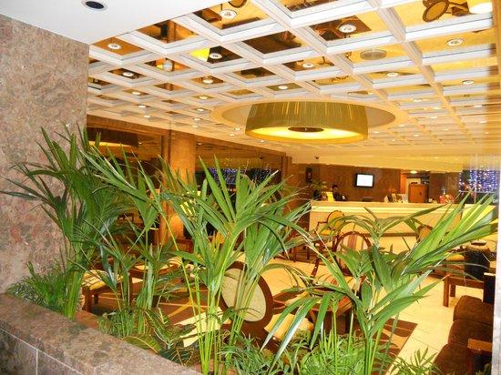 HF Fenix Lisboa: LA HALL DELL'HOTEL