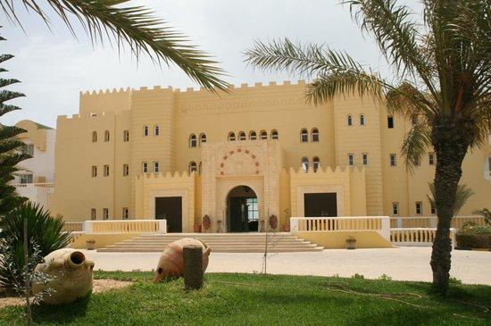 Hotel Djerba Castille: fasada