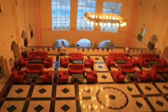 Hotel Djerba Castille: hotelowy hall