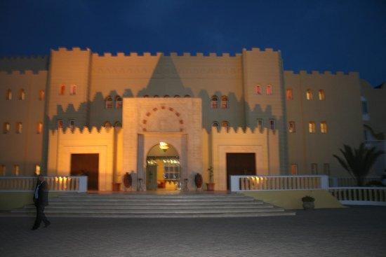 Hotel Djerba Castille: Fasada hotelu