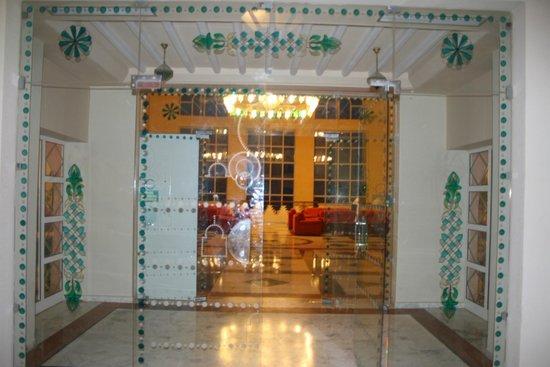 Hotel Djerba Castille: wejscie