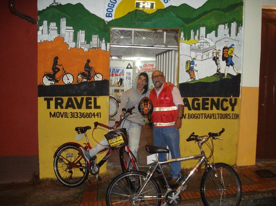 Bogotravel Tours: The guides!