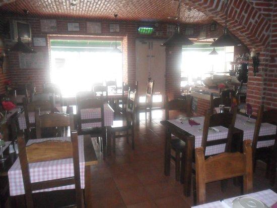 Restaurante A Panela: bom anbiente