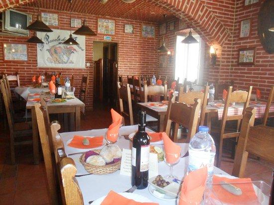 Restaurante A Panela: a decoracao