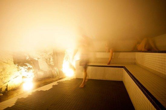 La Source Bains Nordiques: Sauna vapeur