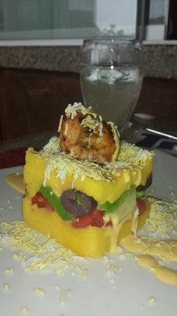Runcu: Cooking class meal 2