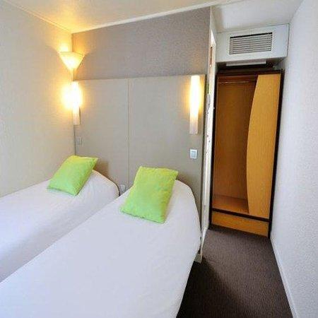 Campanile Lyon Nord - Dardilly: Twin Room