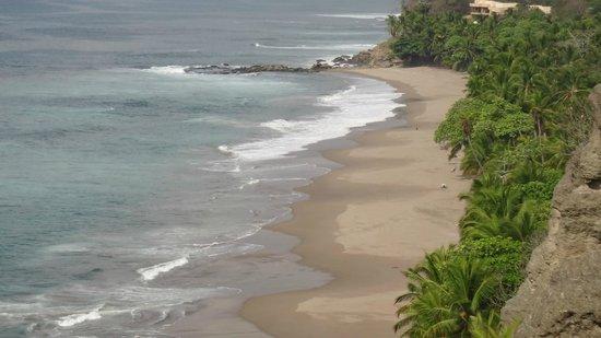 Tango Mar Beachfront Boutique Hotel & Villas: Pacific Ocean Beach